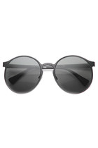 RETRO STEAMPUNK DAPPER FASHION ROUND P3 METAL SUNGLASSES