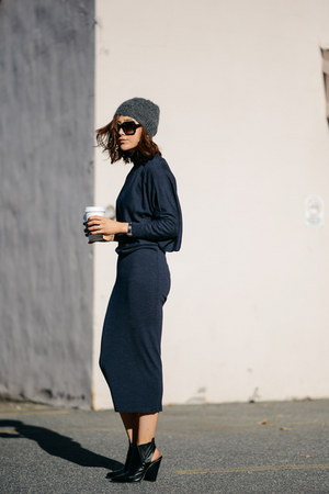 knit dress Acne Studios dress