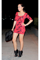 Topshop dress - GoJane shoes