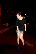 Loveculturemultiplycom top - Loveculturemultiplycom skirt - sam edelman shoes -