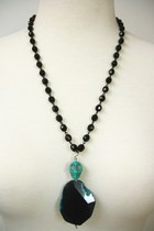 Turquoise-blue-cb-designs-nyc-necklace